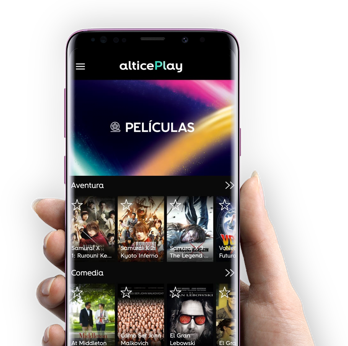 Altice Play