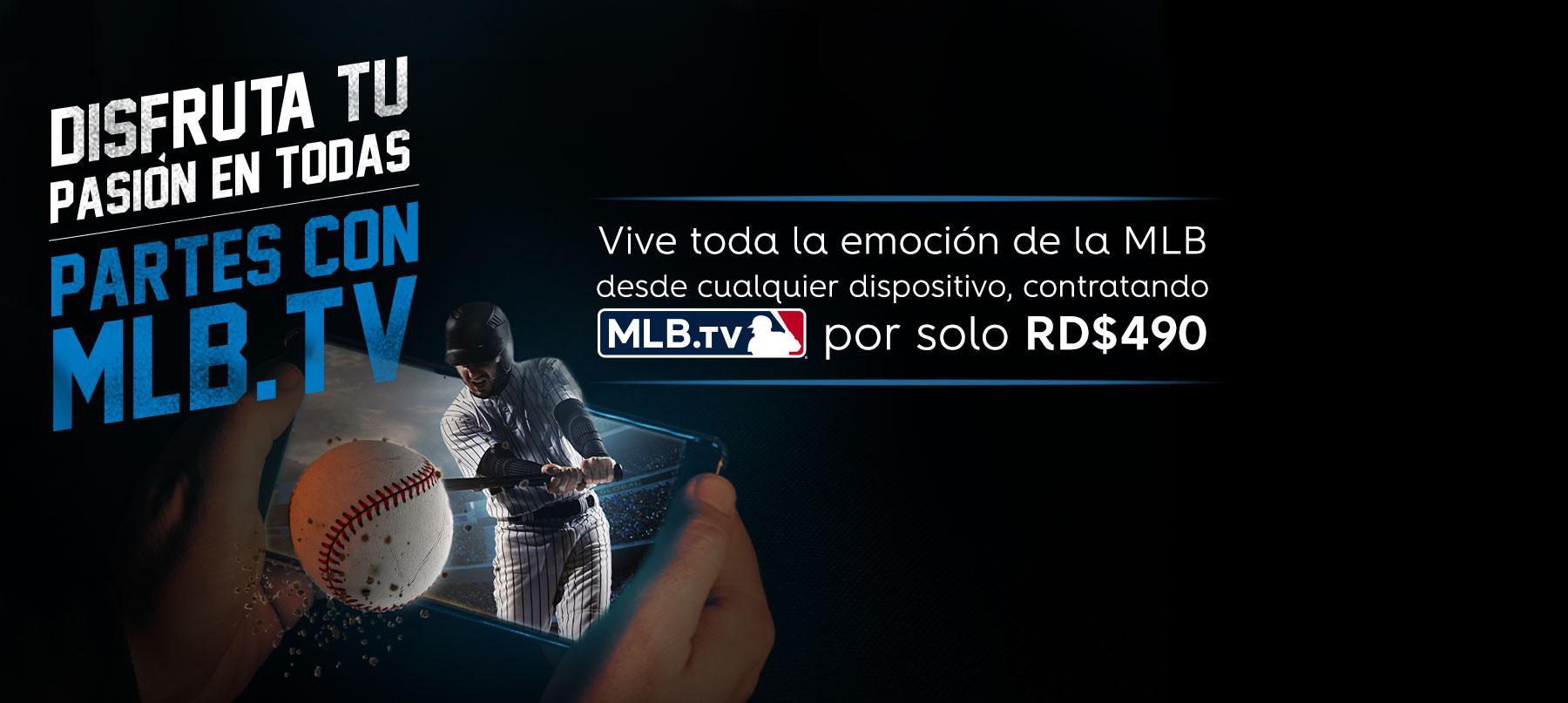 MLB Extra Innings / MLB TV   Altice