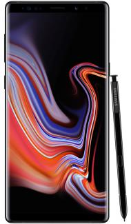 Samsung Galaxy Note 9 Black