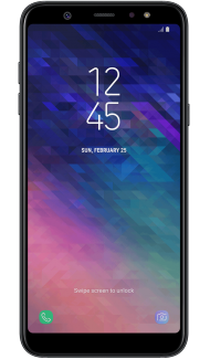 Samsung Galaxy A6+ 64GB Black