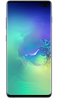 Samsung Galaxy S10+ Green