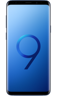 Samsung Galaxy S9 Plus Silver 128GB